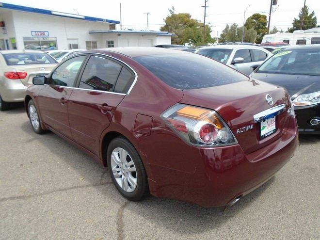 2010 Nissan Altima for sale at Alien Auto Sales in Henderson NV