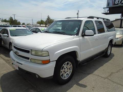 2002 Chevrolet Suburban for sale at Alien Auto Sales in Henderson NV
