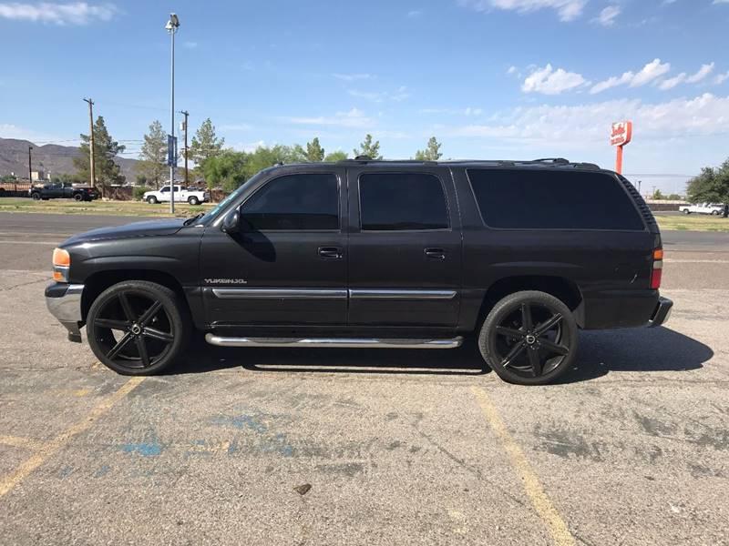 2005 GMC Yukon XL for sale at Alien Auto Sales in Henderson NV