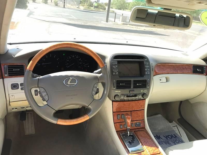 2004 Lexus LS 430 for sale at Alien Auto Sales in Henderson NV