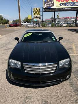2005 Chrysler Crossfire for sale at Alien Auto Sales in Henderson NV
