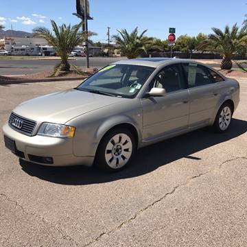 2004 Audi A6 for sale in Henderson, NV
