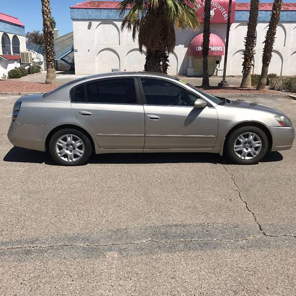 2006 Nissan Altima for sale at Alien Auto Sales in Henderson NV