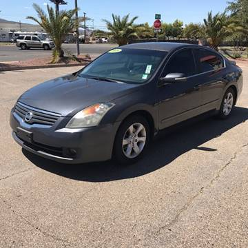 2008 Nissan Altima for sale at Alien Auto Sales in Henderson NV