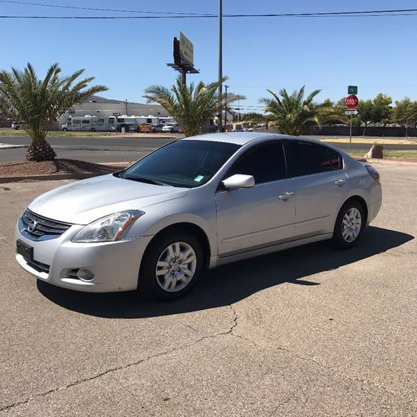 2012 Nissan Altima for sale at Alien Auto Sales in Henderson NV
