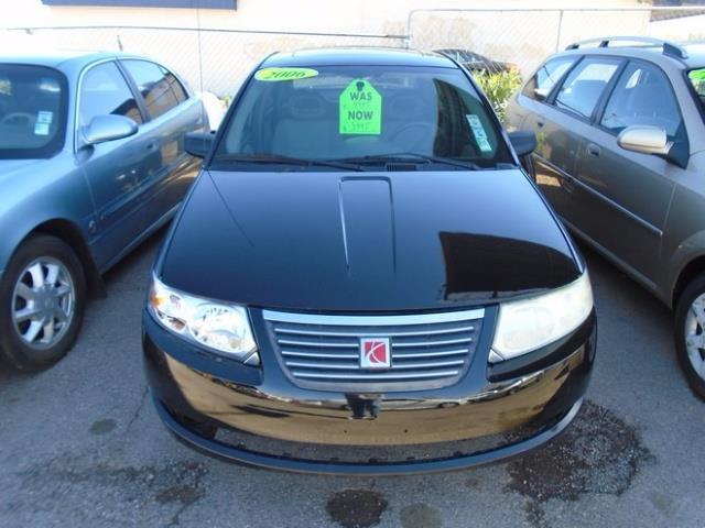 2006 Saturn Ion for sale at Alien Auto Sales in Henderson NV