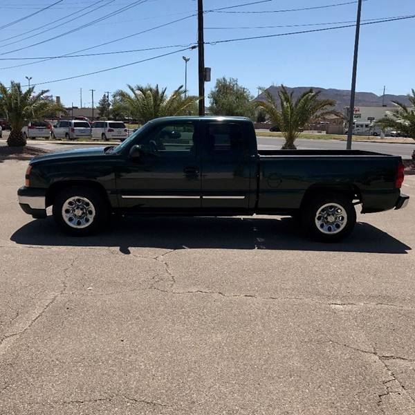 2006 Chevrolet Silverado 1500 for sale at Alien Auto Sales in Henderson NV