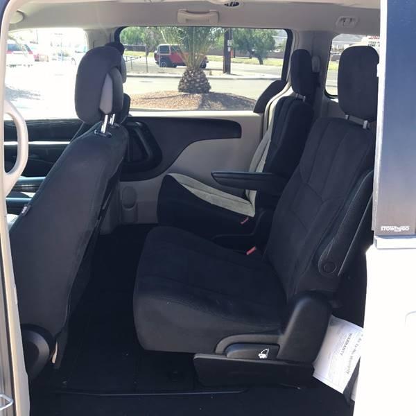 2011 Dodge Grand Caravan for sale at Alien Auto Sales in Henderson NV