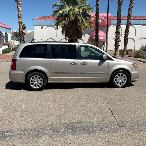 2013 Chrysler Town and Country for sale at Alien Auto Sales in Henderson NV
