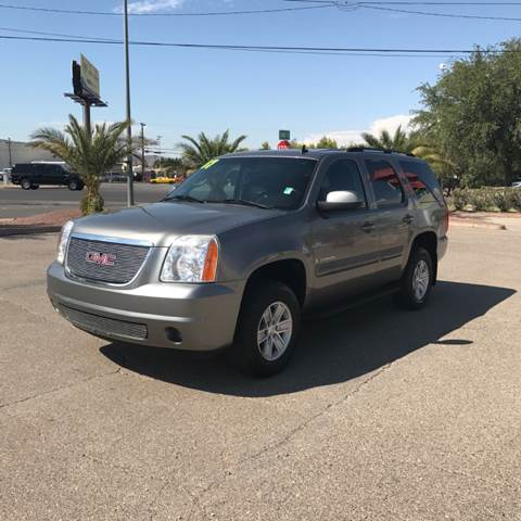 2007 GMC Yukon for sale at Alien Auto Sales in Henderson NV