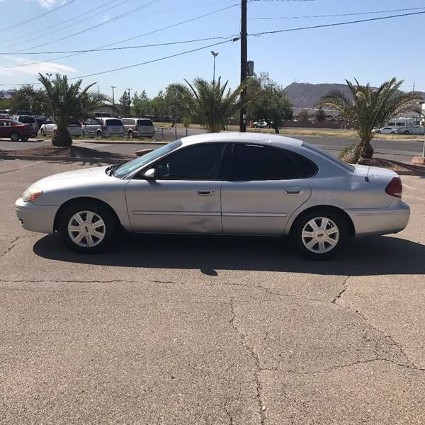 2007 Ford Taurus for sale at Alien Auto Sales in Henderson NV