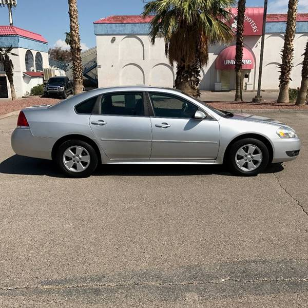2010 Chevrolet Impala for sale at Alien Auto Sales in Henderson NV