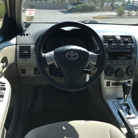 2011 Toyota Corolla for sale at Alien Auto Sales in Henderson NV