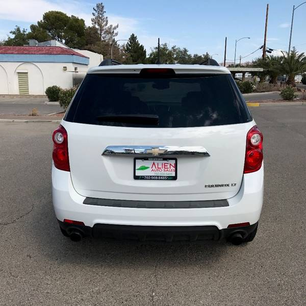 2013 Chevrolet Equinox for sale at Alien Auto Sales in Henderson NV