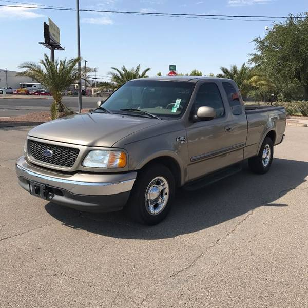 2003 Ford F-150 for sale at Alien Auto Sales in Henderson NV