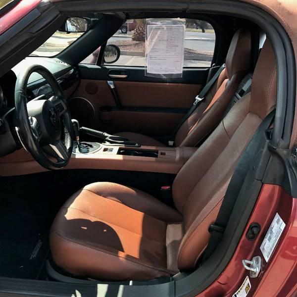 2007 Mazda MX-5 Miata for sale at Alien Auto Sales in Henderson NV