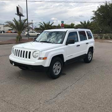 2013 Jeep Patriot for sale in Henderson, NV