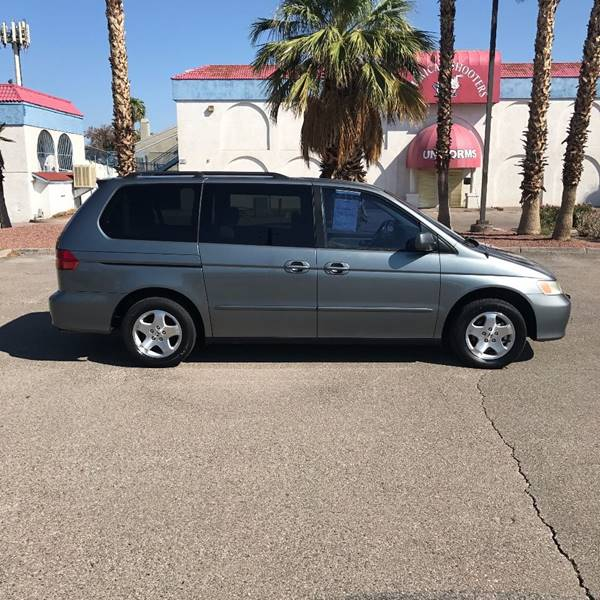 1999 Honda Odyssey for sale at Alien Auto Sales in Henderson NV