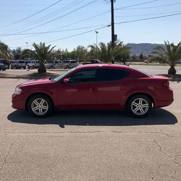 2012 Dodge Avenger for sale at Alien Auto Sales in Henderson NV
