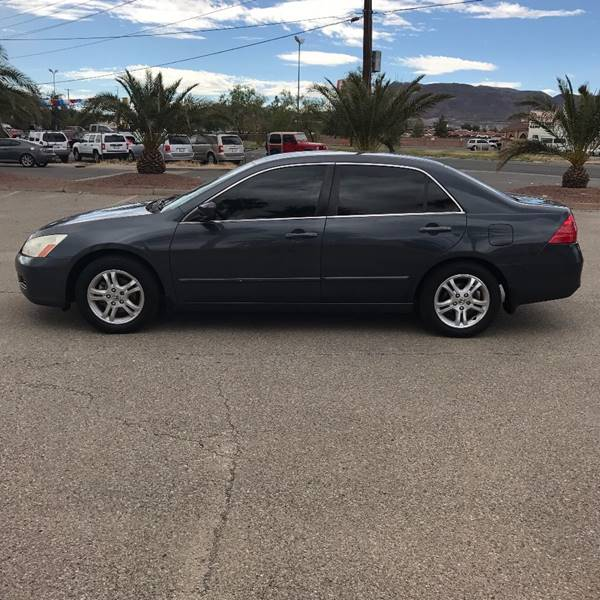 2006 Honda Accord for sale at Alien Auto Sales in Henderson NV