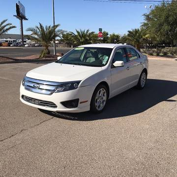 2011 Ford Fusion for sale in Henderson, NV