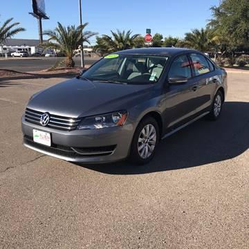 2013 Volkswagen Passat for sale in Henderson, NV