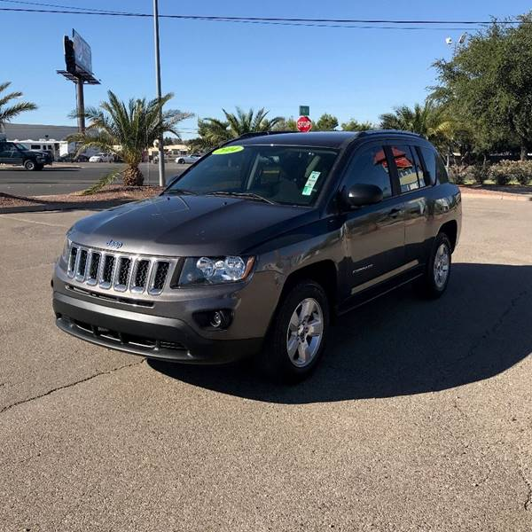 2014 Jeep Compass for sale at Alien Auto Sales in Henderson NV