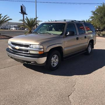 2006 Chevrolet Suburban for sale at Alien Auto Sales in Henderson NV