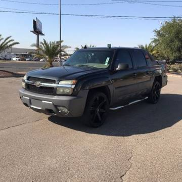 2003 Chevrolet Avalanche for sale at Alien Auto Sales in Henderson NV