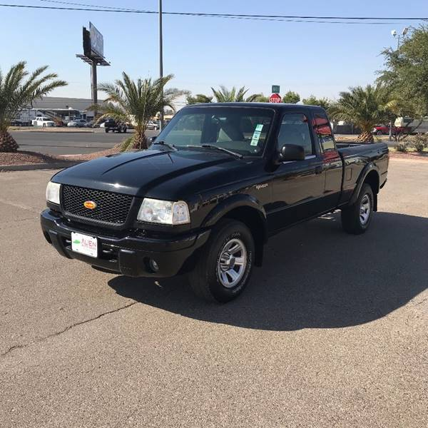 2001 Ford Ranger for sale at Alien Auto Sales in Henderson NV