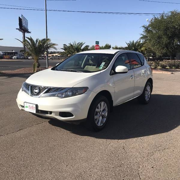 2011 Nissan Murano for sale at Alien Auto Sales in Henderson NV