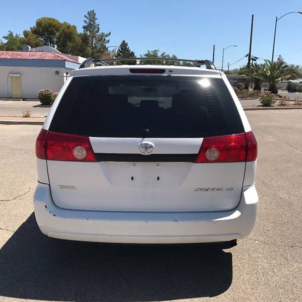 2008 Toyota Sienna for sale at Alien Auto Sales in Henderson NV