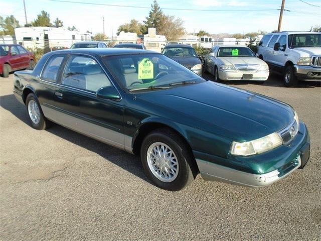 1994 Mercury Cougar for sale at Alien Auto Sales in Henderson NV