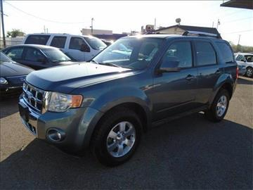 2010 Ford Escape for sale in Henderson, NV