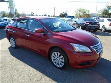 2013 Nissan Sentra for sale in Henderson, NV