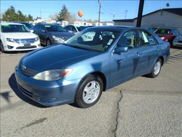 2003 Toyota Camry for sale in Henderson, NV