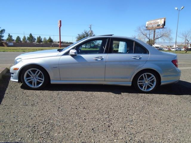 2012 Mercedes-Benz C-Class for sale at Alien Auto Sales in Henderson NV