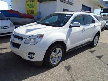 2013 Chevrolet Equinox for sale in Henderson, NV