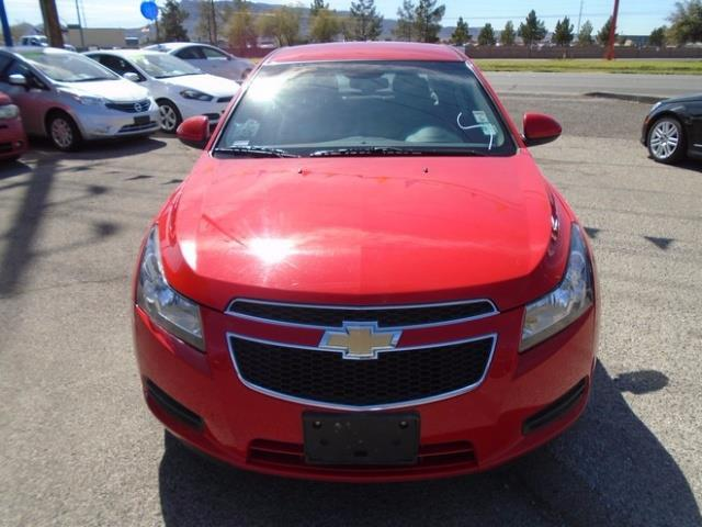 2014 Chevrolet Cruze for sale at Alien Auto Sales in Henderson NV