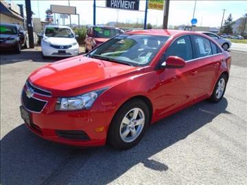 2014 Chevrolet Cruze for sale in Henderson, NV