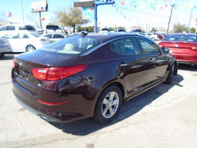 2015 Kia Optima for sale at Alien Auto Sales in Henderson NV