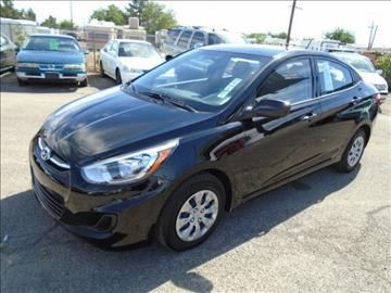 2016 Hyundai Accent for sale in Henderson, NV