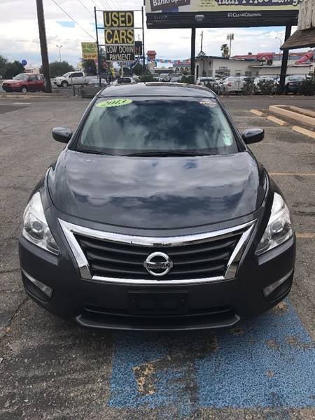 2013 Nissan Altima for sale at Alien Auto Sales in Henderson NV
