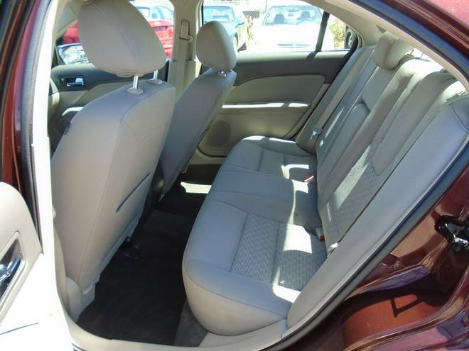 2012 Ford Fusion for sale at Alien Auto Sales in Henderson NV