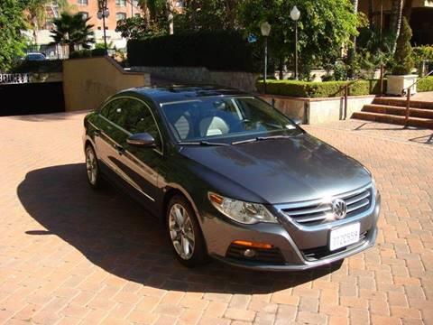 2009 Volkswagen CC for sale in Sun Valley, CA