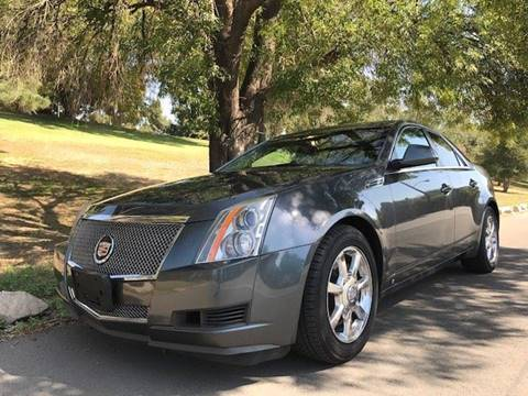 2008 Cadillac CTS for sale in Sun Valley, CA