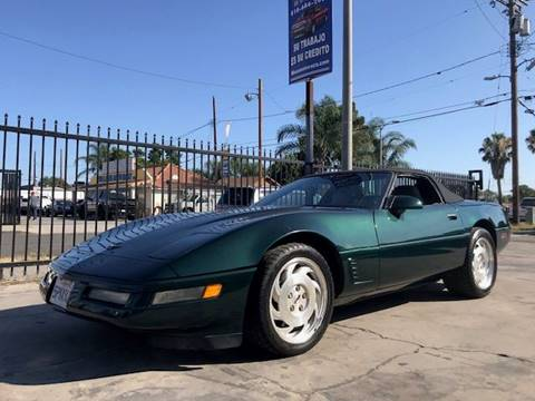1996 Chevrolet Corvette for sale in Sun Valley, CA