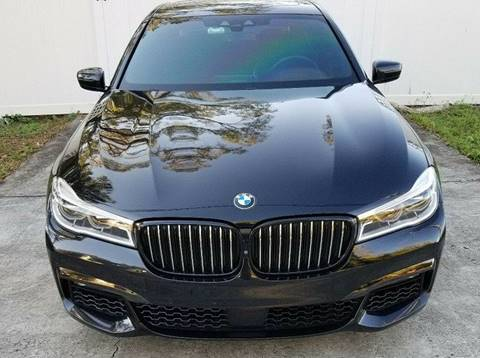 2017 BMW 7 Series for sale in Pacoima, CA