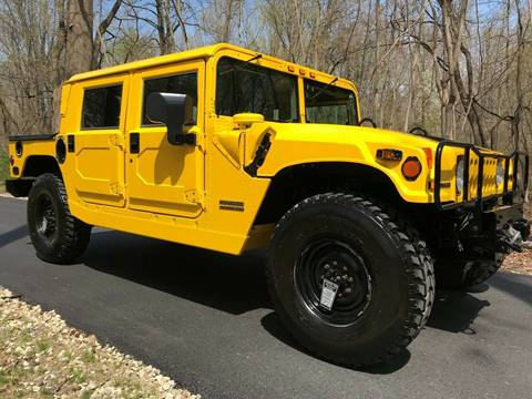 1999 HUMMER H1 for sale in Pacoima, CA