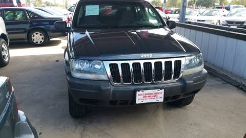 2003 Jeep Grand Cherokee for sale in La Marque, TX
